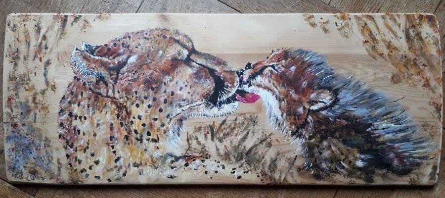 toileboisguepardetbebeguepard